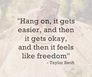 freedom, life, and quotes image