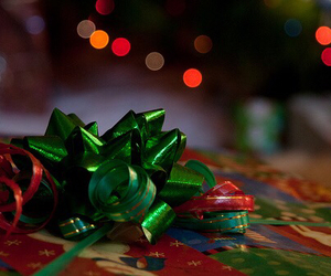 winter, december, and gifts image