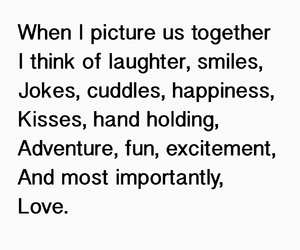 adventures, kisses, and smiles image