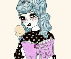 valfre, art, and drawing image