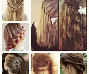 beauty and hairstyles image