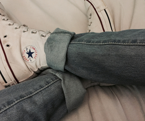 converse, grunge, and hipster image