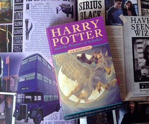 harry potter, j.k rowling, and sirius black image