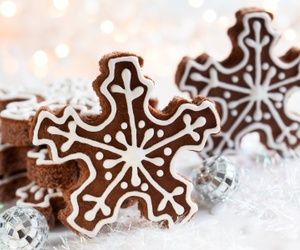 christmas, cookie, and Cookies image