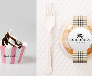 Burberry, food, and paul smith image