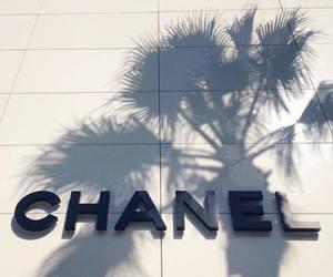 chanel, blackandwhite, and chanelisabae image