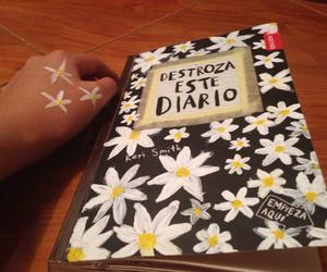 book, cool, and destroza este diario image