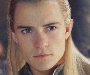 hobbit, Legolas, and orlando bloom image