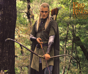 orlando bloom, Legolas, and the lord of the rings image