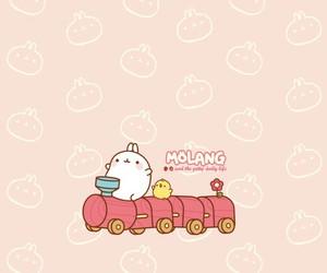 car, rabbit, and wallpaper image