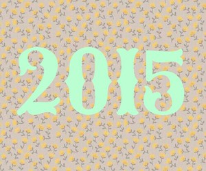 floral, new year, and NYE image