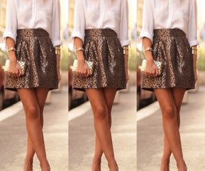 date, fashion, and outfit image