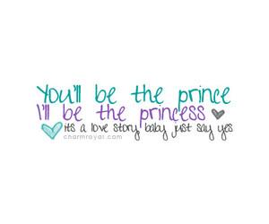 Taylor Swift, love story, and princess image