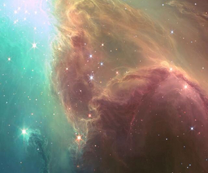 galaxy, hipster, and space image