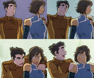 the legend of korra and bolin image