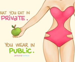 fitness, healthy, and body image