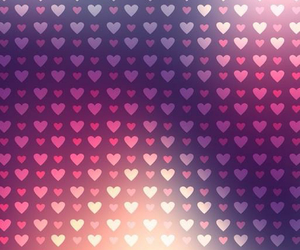 heart, wallpaper, and hearts image