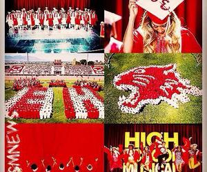 disney, high school musical, and HSM image
