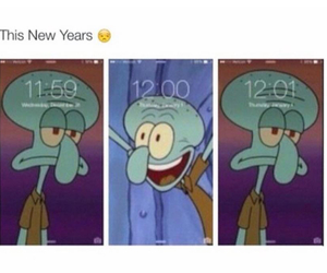funny, new year, and true image