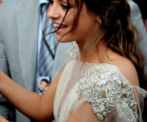 Mila Kunis, pretty, and smile image