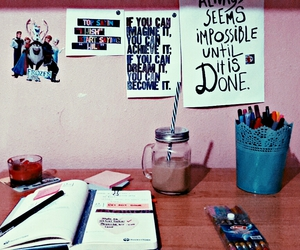 dorm, girly, and notebook image
