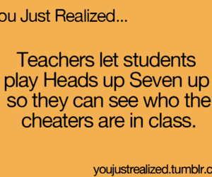 teacher and cheaters image