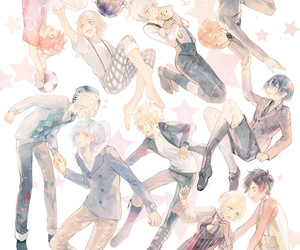 utapri, starish, and quartet nigth image