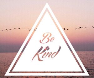 hoy, be kind, and new year image