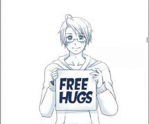 come here, random, and free hugs image