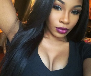 females, make up artist, and makeup image