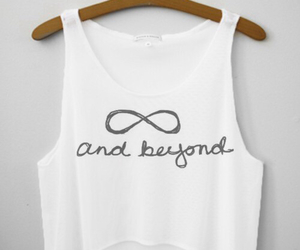 fashion, infinity, and white image