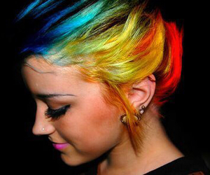 hair, pretty, and tumblr image