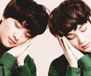 jongin, d.o, and do kyungsoo image