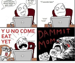 eat and mom image