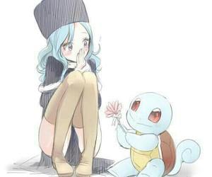 fairy tail, pokemon, and juvia image