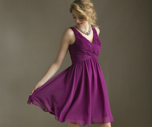 hot sale prom dress, cheap bridesmaid dress, and spring formal dress image