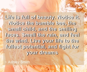 beauty, life, and Dream image