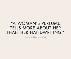 perfume, quotes, and woman image