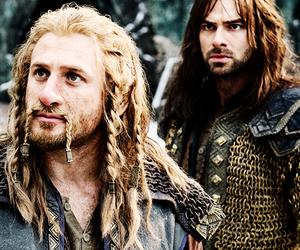 the hobbit and kili image