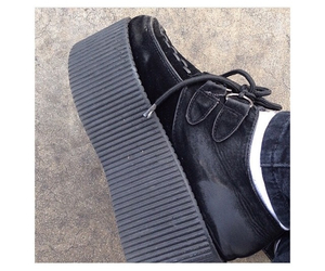 boy, creepers, and grunge image