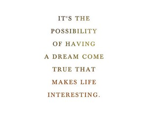 Dream, interesting, and life image