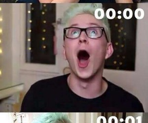 tyler oakley and funny image