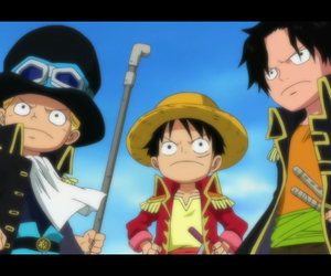 brothers, Dream, and one piece image