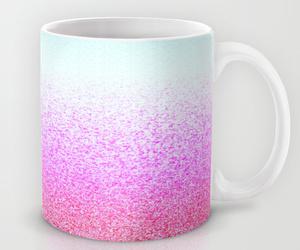 art, coffee mug, and home image