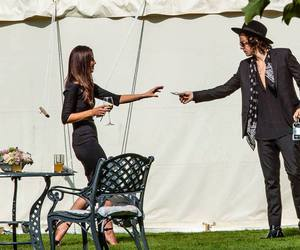 Harry Styles, sophia smith, and one direction image