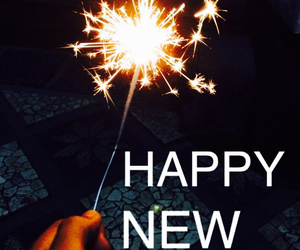 firework, happy new year, and new year image