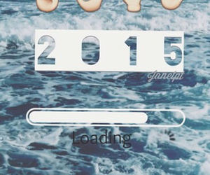 2015, new year, and grunge image
