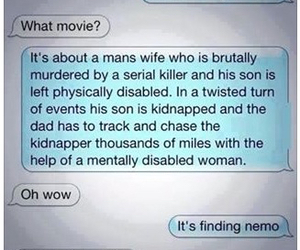 finding, movie, and funny image