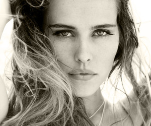 Isabel Lucas, girl, and model image