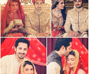 actor, danish taimoor, and actress image